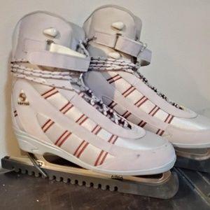 Softec Ice Skates Size 10 Womens